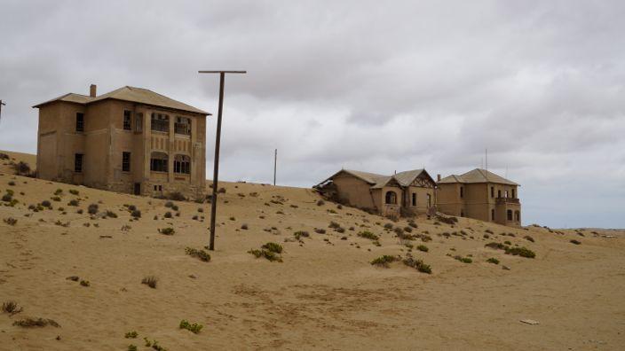 Namibia Ghosttown Kolmannskuppe