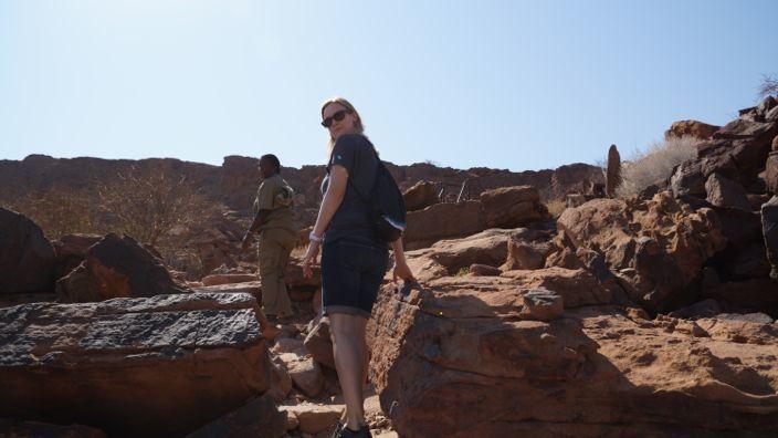 Namibia Twyfelfontein Tour
