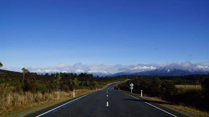 Road-Trip durch Neuseeland