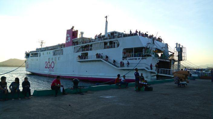 2GO Travel Ferry Coron Manila