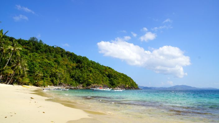 Coconut Garden Island Resort Cacnipa Island