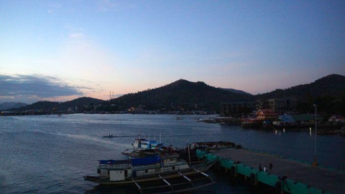 Coron Harbour Philippines