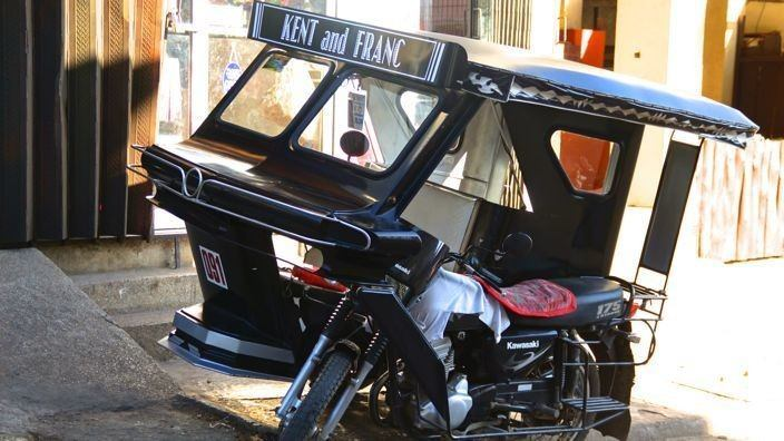 Philippinen Tricycle