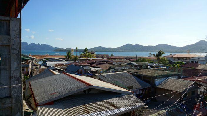 Coron Philippines View