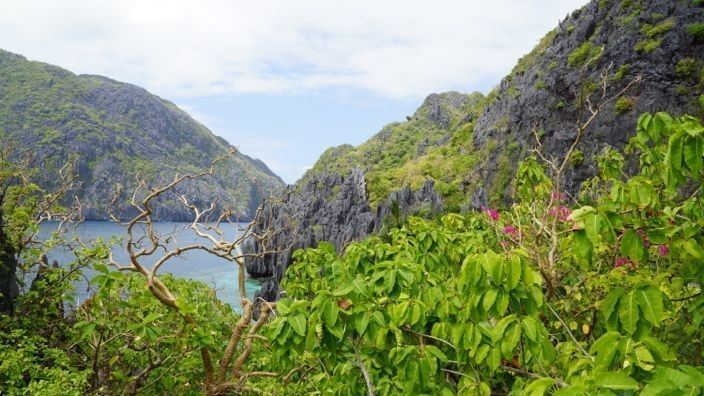 El Nido Island Hopping View