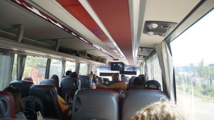 Giant Ibis Bus Cambodia