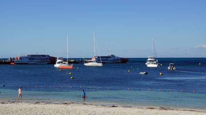 Rottnest Island Beach
