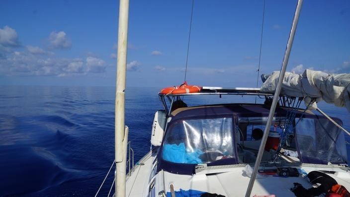 Sailing Koala 1, Cartagena nach San Blas