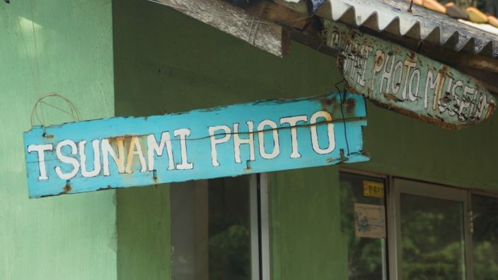 Sri Lanka Tsunami Photo Museum