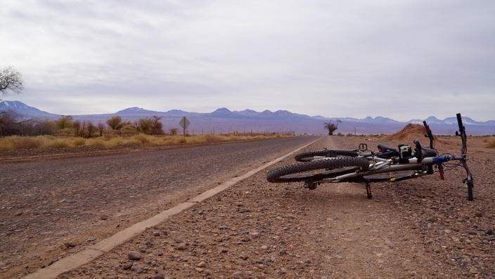 San Pedro de Atacama Mountainbike