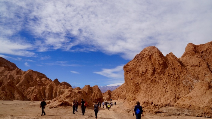 San Pedro de Atacama Valle de la Muerte