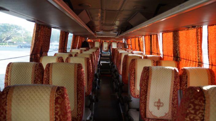 Bus Chiang Rai to Huay Xay