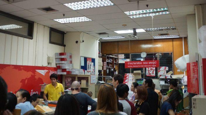 Thailand Post Silom