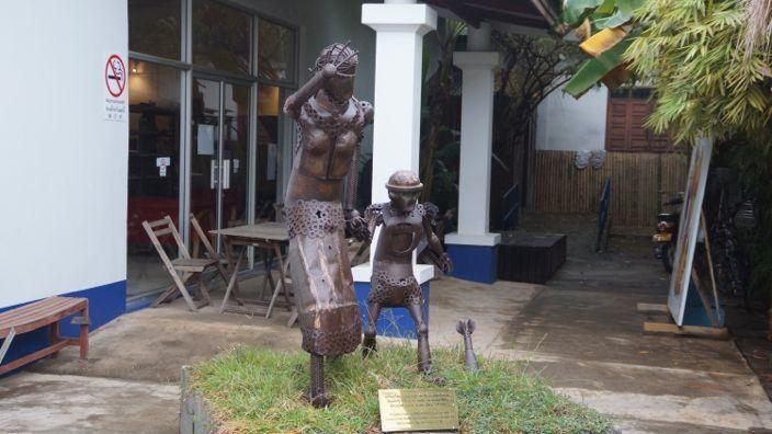 Vientiane COPE Visitor Centre